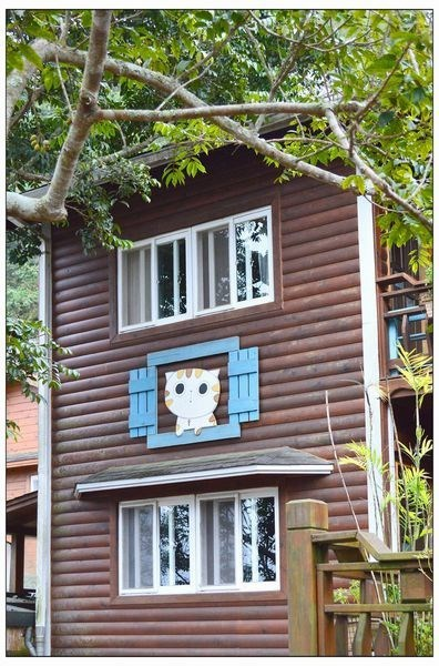 0 0 老板很爱猫,所以在橄榄树咖啡民宿有许多猫咪摆饰品~~ 0 0 0 0 0