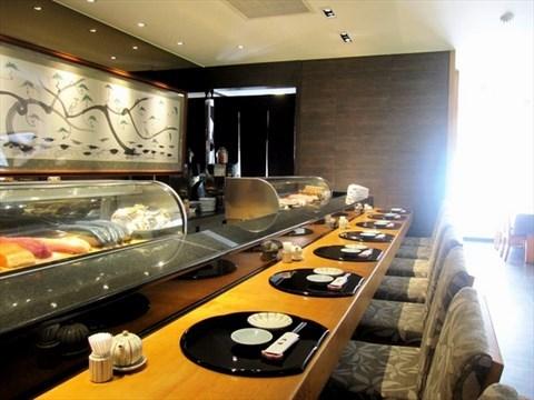 饭店吧台装修效果图饭