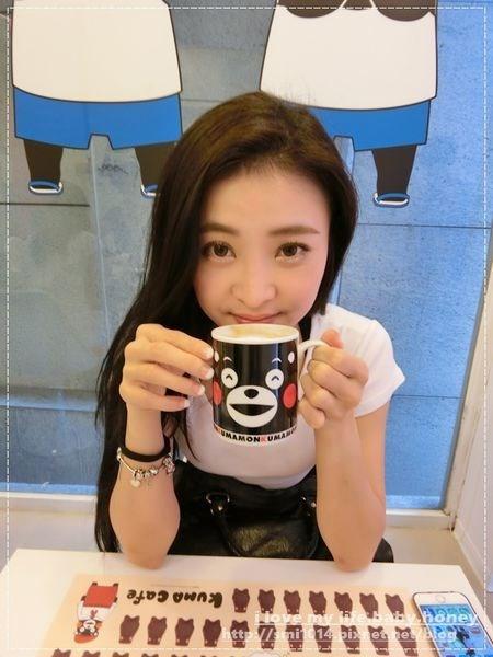 熊本熊咖啡的相片 - 中山区)