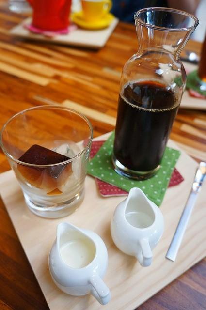 台中美食~都市丛林中的一抹小清新 青木和洋食彩 aoki
