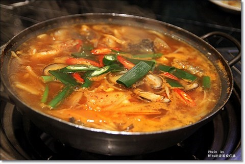 『台北大安区』韩国人开的道地韩式料理-明洞馆本馆图片