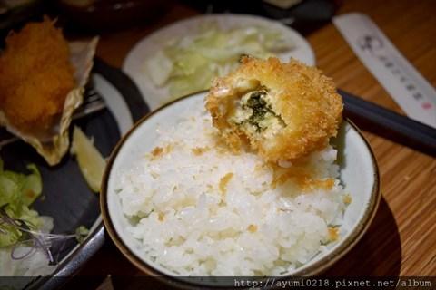 享乐日记给赤神日式猪排的食评