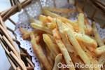 健康烤薯條