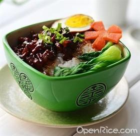 臺灣滷肉飯