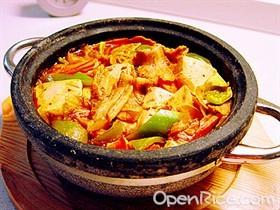 泡菜豆腐鍋