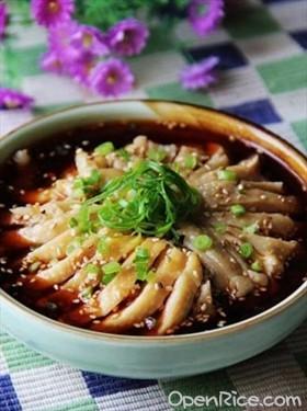 重慶口水雞