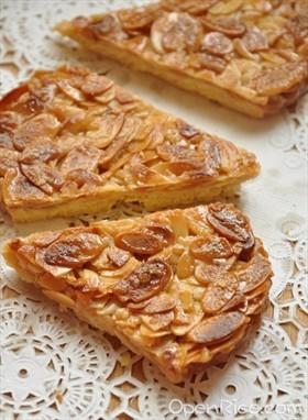 法式焦糖杏仁酥餅