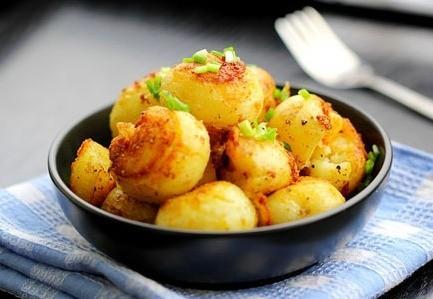肉汁馬鈴薯