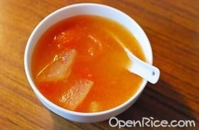 番茄冬瓜湯
