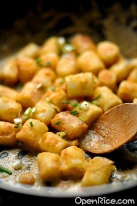鹹蛋黃焗山藥