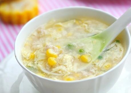 雞茸玉米羹