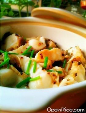 砂鍋黑椒魚塊