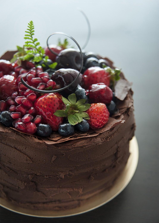 巧克力野莓圓舞曲