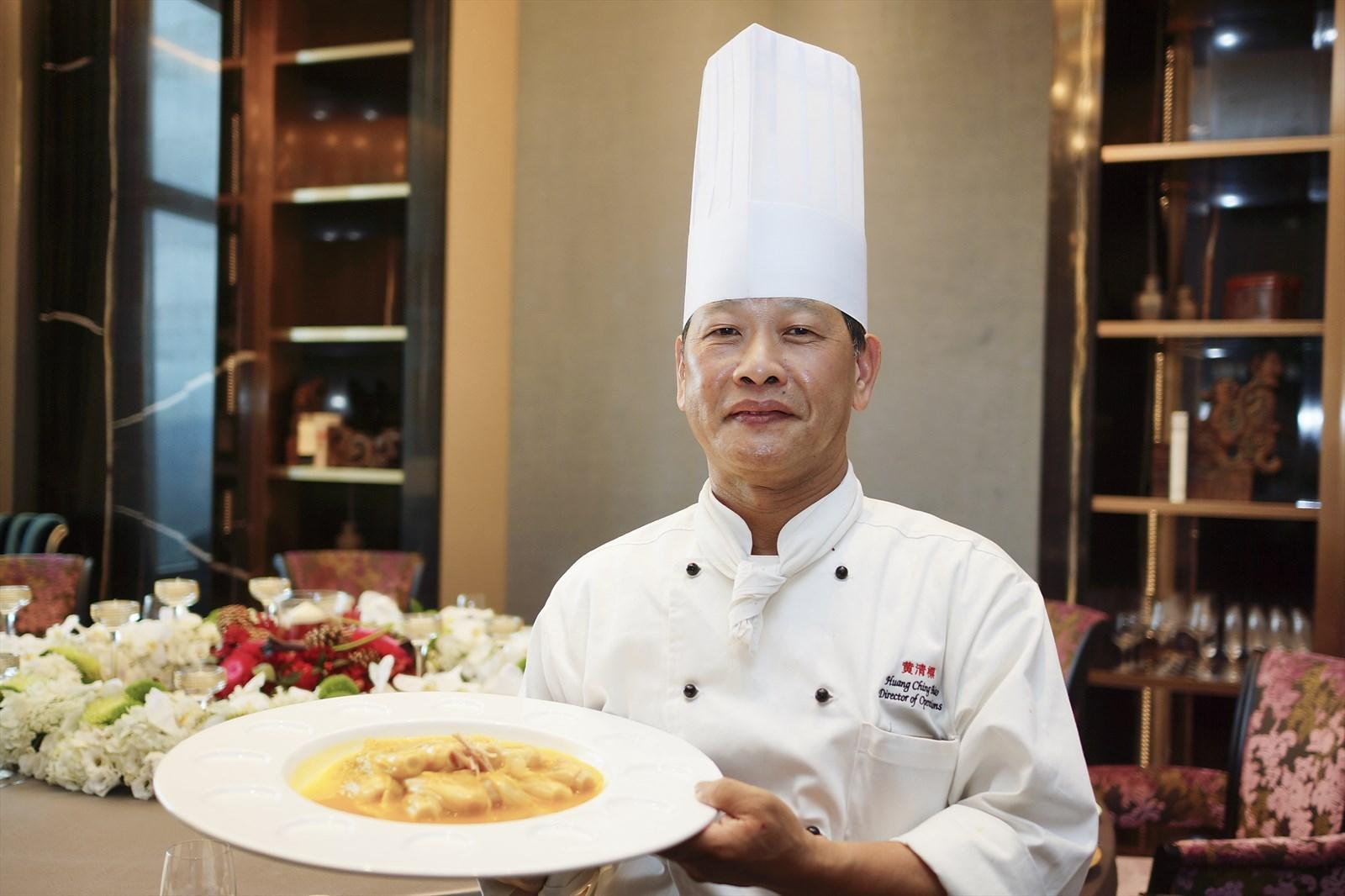 「廚界教父」黃清標