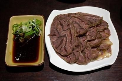 滷味小菜 牛肉(NT$100)