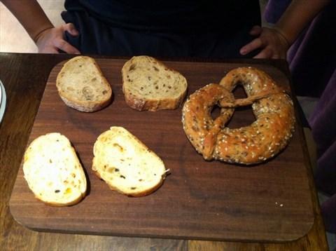 德式扭結麵包