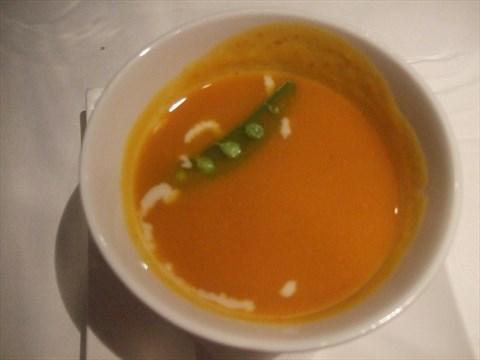 現打南瓜與地瓜的絕妙組合,是你一定要品嚐的湯品