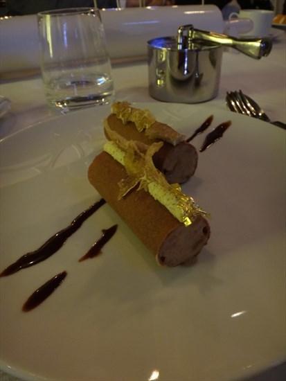 白松露巧克力焦糖卷