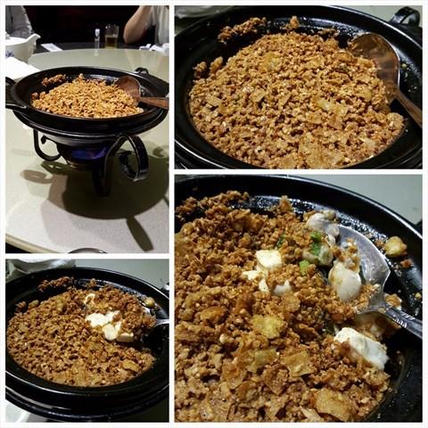 豆酥鮮蚵豆腐(NT 280)
