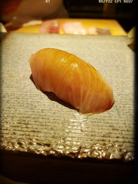深海池魚壽司