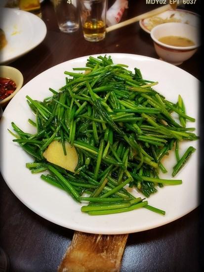 清炒水蓮(NT 200/中)