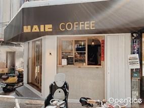 HALF coffee